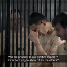 Artur Zmijewski,Repetition,video (2005) | Video Still