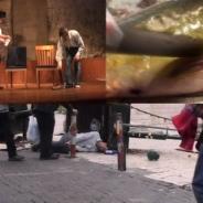 Filmed on a Weekday by Menachem Roth